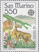 [EUROPA Stamps - Nature Conservation, Typ ALC]
