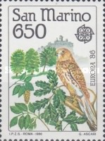 [EUROPA Stamps - Nature Conservation, Typ ALD]
