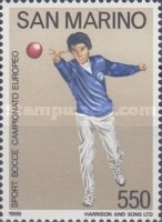 [European Bocce Championships, Typ ALL]