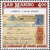 [Postal History Stamp Collecting, Typ AOD]