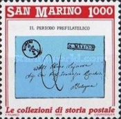 [Postal History Stamp Collecting, Typ AOF]