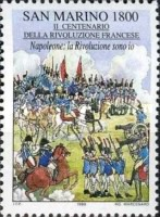 [The 200th Anniversary of the French Revolution, Typ AOI]