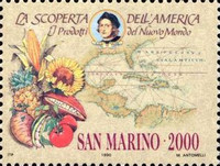 [The 500th Anniversary of the Discovery of America, Typ APQ]