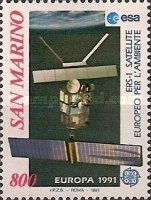 [EUROPA Stamps - European Aerospace, Typ APZ]
