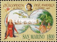 [The 500th Anniversary of the Discovery of America, Typ ARA]