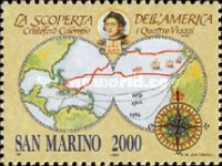 [The 500th Anniversary of the Discovery of America, Typ ARB]