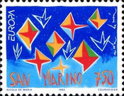 [EUROPA Stamps - Contemporary Art, Typ ASE]