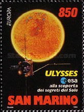 [EUROPA Stamps - Great Discoveries and Inventions, Typ AUF]