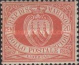 [First Definitive Issue, Typ B2]