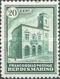 [Opening of the New General Post Office, type BB]
