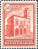 [Opening of the New General Post Office, type BB1]