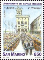 [EUROPA Stamps - Festivals and National Celebrations, Typ BBV]