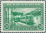 [The Opening of San Marino Electric Railway, Rimini, type BC]