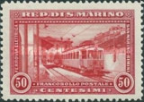 [The Opening of San Marino Electric Railway, Rimini, type BC1]