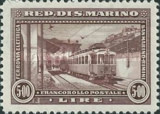 [The Opening of San Marino Electric Railway, Rimini, type BC3]