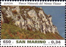 [EUROPA Stamps - Nature Reserves and Parks, Typ BEB]