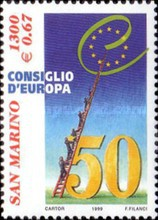 [The 50th Anniversary of European Council, Typ BEH]