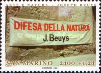 [Art and Nature - The 80th Anniversary of the Birth of Joseph Beuys, 1921-1986, Typ BJR]