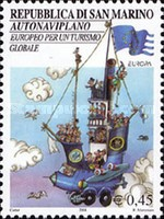 [EUROPA Stamps - Holidays, Typ BQF]