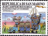 [EUROPA Stamps - Holidays, Typ BQG]