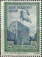 [Return of the Italian Flag to Arbe, Rab, Typ BV3]