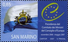 [San Marino`s Presidency of the Council of Europe, Typ BVM]
