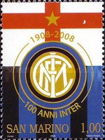 [Football - The 100th Anniversary of the AC Inter, Milan, Typ BXB]