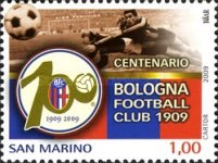 [The 100th Anniversary of the Bologna Football Club, Typ CAB]