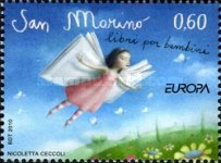 [EUROPA Stamps - Children's Books, Typ CBD]