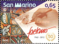[Made in San Marino - The 50th Anniversary of Ceramica Faetano, Typ CEA]