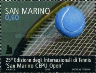 [Tennis - The 25th San Marino CEPU Open, Typ CEL]