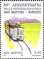 [The 80th Anniversary of the San Marino-Rimini Electric Railway, Typ CEW]
