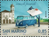 [EUROPA Stamps - Postal Vehicles, Typ CFO]