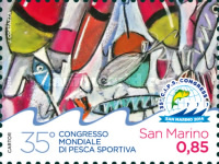 [The 35th World Convention of the International Confederation of Sportfishing, Typ CSI]
