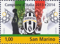 [Football - Juventus Italian Champion 2013-2014, Typ CST]