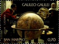 [The 450th Anniversary of the Birth of Galileo Galilei, 1564-1642, Typ CTM]