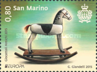 [EUROPA Stamps - Old Toys, Typ CTR]