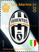 [Football - Juventus Italian Champion 2014-2015, Typ CUR]