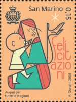 [Greetings Stamps, Typ CYK]