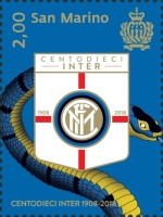 [Football Clubs - The 110th Anniversary of Inter Milan, Typ CYR]