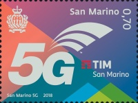 [San Marino - First European Nation with 5G Network, Typ CZF]