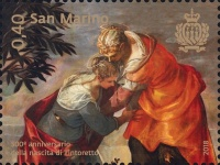 [Paintings - The 500th Anniversary of the Birth of Tintoretto, 1518-1594, Typ CZH]