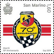 [The 70th Anniversary of Abarth, Typ DBA]