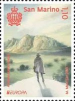 [EUROPA Stamps - Ancient Postal Routes, type DBF]