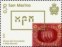 [The Museum of Postage Stamps and Coins, Typ DCD]