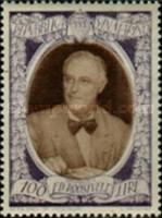 [The 2nd Anniversary of the Death of Franklin Delano Roosevelt, 1882-1945, Typ DI1]