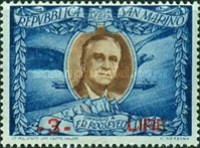 [Airmail - No. 362-364 Surcharged, Typ DN3]