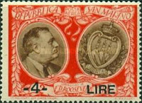 [Airmail - No. 362-364 Surcharged, Typ DN4]