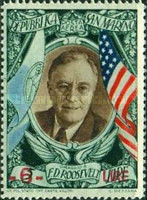[Airmail - No. 362-364 Surcharged, Typ DN5]
