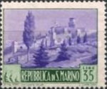 [Views of San Marino, Typ EG2]
